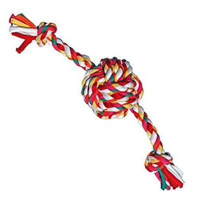 Small Cotton Rope Ball Tug