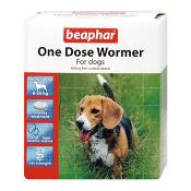 MOOSE'S SIGHTHOUND TRUST DONATION - Beaphar One Dose Wormer For Dogs Medium Dog 2 Tablets