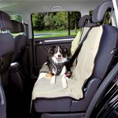 Trixie Car Seat Cover, Beige 1.40x1.20m