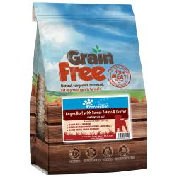 Pet Connection Grain Free Adult Dog Food - Angus Beef