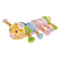 Nursery Caterpillar Plush Toy