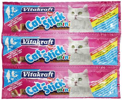 Vitakraft Cat-Stick Mini Salmon & Trout