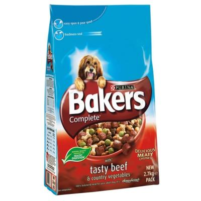 Bakers Complete Adult Dog Food