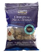 Fish4Dogs Gluten Free Dog Treats - Sea Jerky Fish Knots 100g
