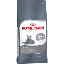 Royal Canin Dry Cat Food Oral Care