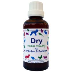 Phytopet Dry Herbal Remedy for Urinary Function & Bladder Control - 100ml
