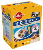 Pedigree Dentastix Dental Treat Small / 28 Pack