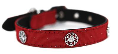 Rosewood Winter Collar And Lead Set For Dogs Small Collar 8-12""