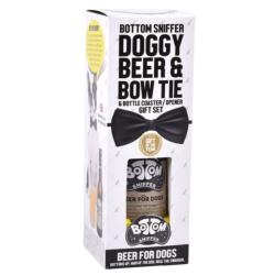 Woof & Brew Bottom Sniffer Beer Luxury Gift Set For Dogs