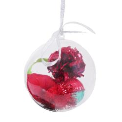Rosewood Christmas Catnip Bauble Gift