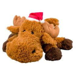 "Armitage Goodboy Pawsley & Ho Christmas Moose Dog Toy 210mm (8"")"