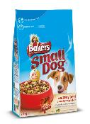 Bakers Complete Dog Food for Small Dogs - Beef and Vegetables 2.7kg