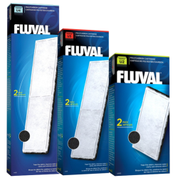 Fluval U2 Poly/Carbon Filter Cartridge 2pcs