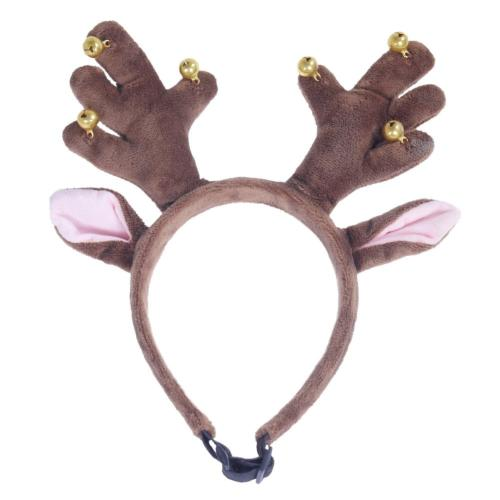 Rosewood Cupid & Comet Jingle Bell Antlers