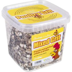 AgriVite Chicken Lickin' Mixed Poultry Grit - 1.5kg