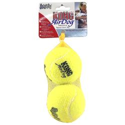 KONG AirDog Tennis Balls Large 2 Pack