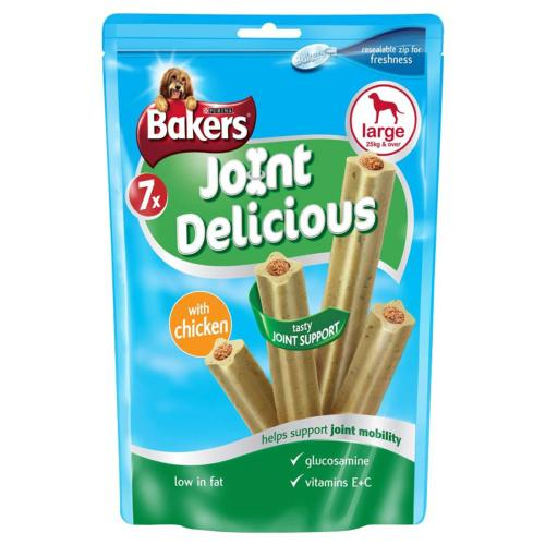 Bakers Joint Delicious Sticks (Large - 7 Pack)