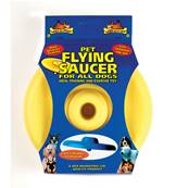 Lazy Bones Flying Saucer - Assorted Colours