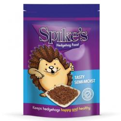 Spikes Hedgehog Food - Tasty Semi Moist - 550g