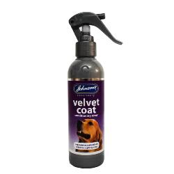 Johnsons Velvet Coat Conditioning Spray For Dogs
