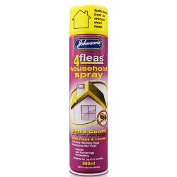 Johnson's Fleas Spray with IGR - 600ml