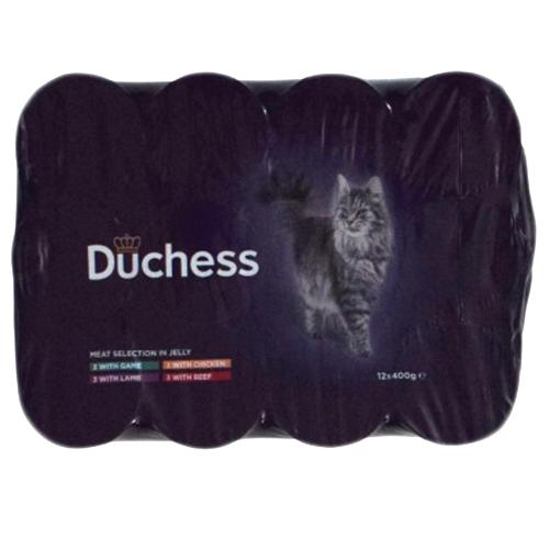 Duchess Meat Selection In Jelly (12x400g)