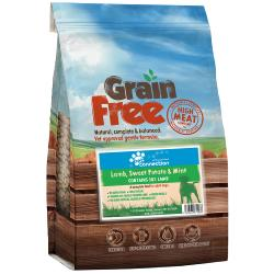 Pet Connection Grain Free Adult Dog Food - Lamb