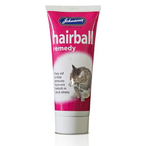 Johnson's Cat Hairball Eliminating Remedy - 50g