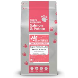 Pet Connection Super Premium Hypoallergenic Adult Dog Food - Salmon & Potato