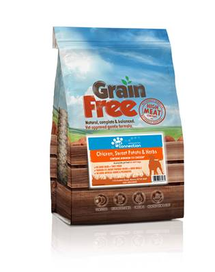 Pet Connection Grain Free Dog Food (Adult) - Chicken 12kg