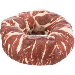 Trixie Premio Marbled Lamb Chewing Ring Donut Rawhide Dog Chew