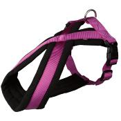 Trixie Premium Touring Dog Harness - Berry