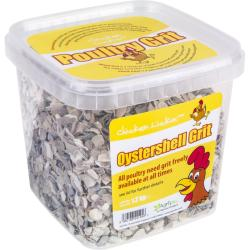 AgriVite Chicken Lickin' Oyster Shell Grit - 1.2kg