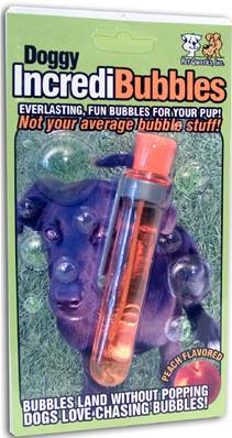 Pet Qwerks - IncrediBubbles Everlasting Bubbles For Dogs