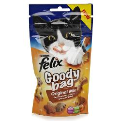 Felix Treats Goody Bag 60g Original Mix