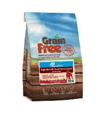 Pet Connection Grain Free Dog Food (Adult) - Angus Beef 12kg