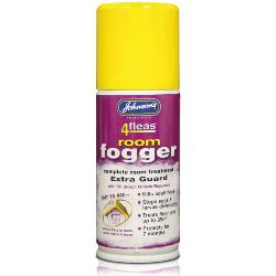Johnson's 4Fleas Room Fogger Extra Guard With IGR