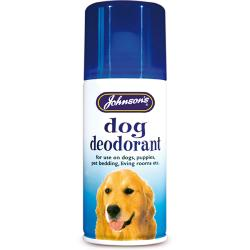 Johnson's Dog Deodorant 150mls