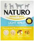 Naturo Light Wet Dog Food (Adult) - Chicken, Rice and Veg