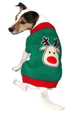 "Armitage Reindeer Jumper Large 410mm (16"")"