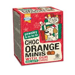 Armitage Pawsley Chocolate Orange Minis