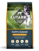 Autarky Gluten Free Dog Food for Puppy and Junior Dog - Delicious Chicken 12kg
