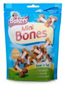 Bakers Mini Bones Dog Treats - Chicken 94g