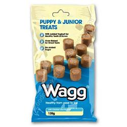 Wagg Puppy & Junior Treats (120g)