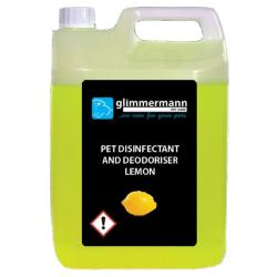 GREAT HOUNDS IN NEED DONATION - Glimmermann Disinfectant Lemon 5L