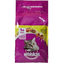 CLAWS Donation - Whiskas Cat Food 2kg