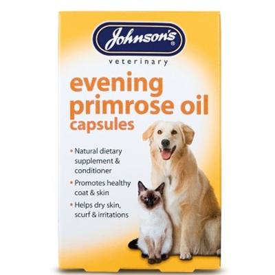 Johnson's Evening Primrose Oil Capsules