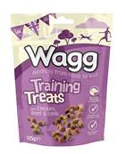 Wagg Dog Training Treats - Chicken, Beef and Lamb 125g