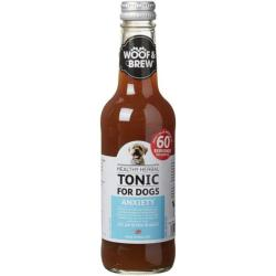 Woof & Brew Anxiety Herbal Tonic for Dogs 330ml