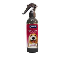 Johnsons Groom Conditioning Spray For Dogs